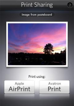 Print Sharing
