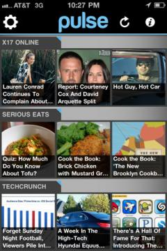 Pulse News for iPhone/iPad