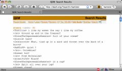 QDB - Firefox Addon