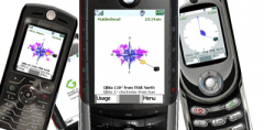 Qibla Compass Basic (Palm OS)