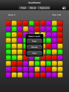 QuadSeeker (iPad)