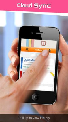 QuickMark for iPhone/iPad