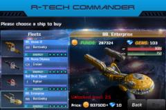 R-Tech Commander: Galaxy