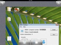 RDM+ (iPad)