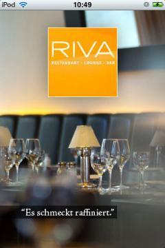 RIVA Restaurant - Lounge - Bar (iPhone)
