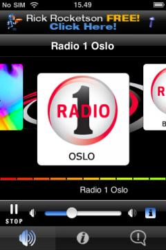 Radio 1 Norway (iPhone)