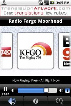 Radio Fargo Moorhead (Android)
