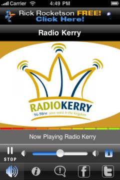 Radio Kerry (iPhone)