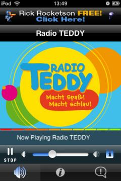 Radio Teddy (iPhone)