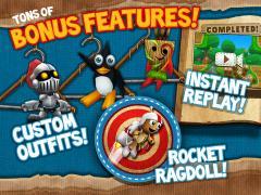 Ragdoll Blaster 3 HD