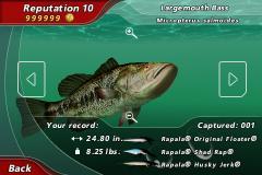 Rapala Pro Bass Fishing