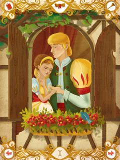 Rapunzel BooksAlive (iPhone/iPad)