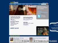 RateBeer - Firefox Addon