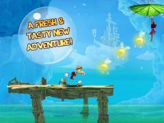 Rayman Fiesta Run for iOS