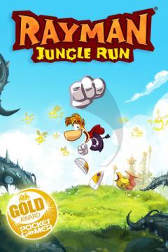Rayman Jungle Run for iPhone/iPad