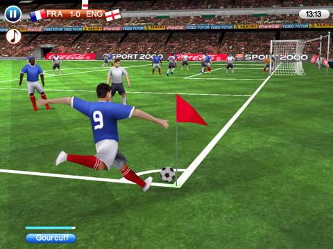 разместила симулятор футбола на андроид ваши родители