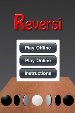Reversi Online (iPhone)