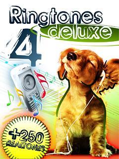 Ringtones Deluxe Volume 4 (Palm OS)