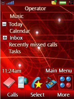 Тема для Symbian UIQ3