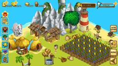 Robinson's Island for iPhone/iPad