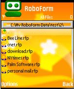 RoboForm (Symbian)