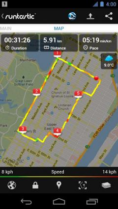 Runtastic Pro for Android
