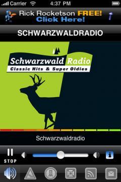 SCHWARZWALDRADIO (iPhone)