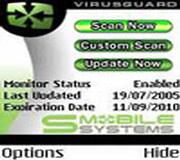 SMobile Virus Guard