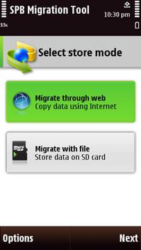 SPB Migration Tool