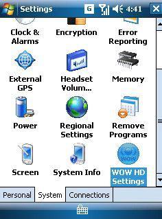 SRS WOW HD sound driver
