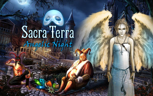 Sacra Terra Angelic Night l Version 1.0 Size 6.79MB Developers