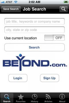 Search Jobs & Find a Career - BEYOND.COM