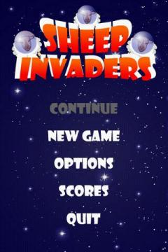 Sheep Invaders (Android)