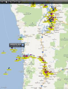 Ship Finder HD for iPad