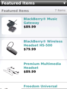 ShopBlackBerry UK