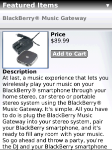 ShopBlackBerry