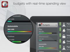 MoneyWiz - Personal Finance for iPad
