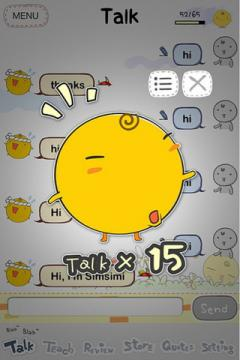 SimSimi for iPhone