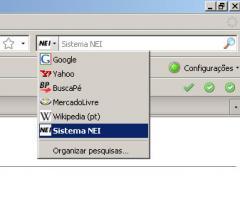 Sistema NEI - Firefox Addon