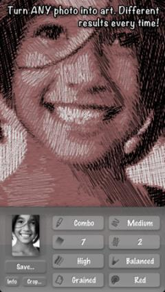 SketchMee Lite for iPhone