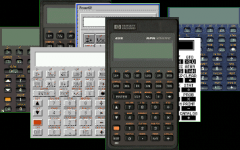 Skins for Free42 (Palm OS)