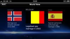 Sky News International for iPhone