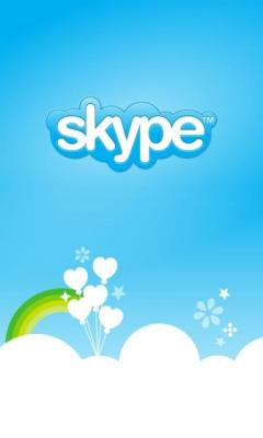 Skype on Vodafone (Android)