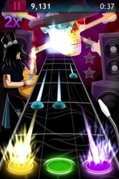 Slash's Arcade Rocker