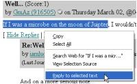 Slashdotter - Firefox Addon