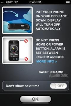 Sleep Time for iPhone