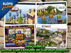 Slots Journey HD for iPad