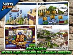 Slots Journey HD for iPad