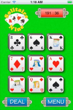 Solitaire Nine
