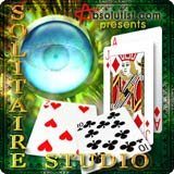 Solitaire Studio for Sony Clie